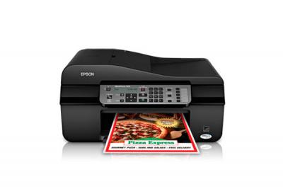 Epson WorkForce 325 All-in-one InkJet Printer with CISS