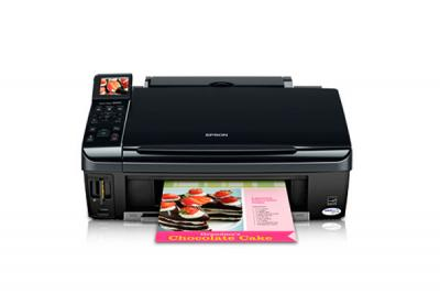 Epson Stylus NX415 All-in-one InkJet Printer with CISS