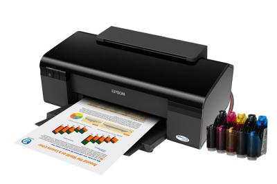 Epson Stylus Office T30 Inkjet Printer with CISS