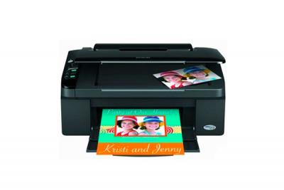 Epson Stylus NX100 All-in-one InkJet Printer with CISS