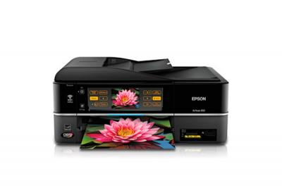 Epson Artisan 810 All-in-one InkJet Printer with CISS