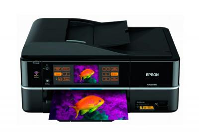 Epson Artisan 800 All-in-one InkJet Printer with CISS