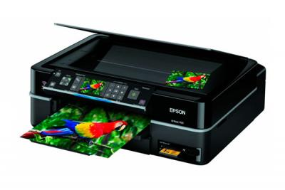 Epson Artisan 700 All-in-one InkJet Printer with CISS