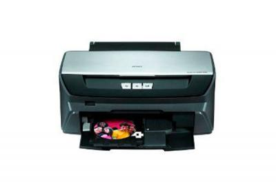 Epson Stylus Photo R260 Inkjet Printer with CISS