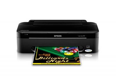 Epson Stylus N11 with Refillable Cartridges