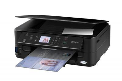 Epson WorkForce 625 with Refillable Cartridges
