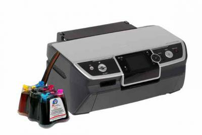 Epson Stylus Photo R390 Inkjet Printer with CISS