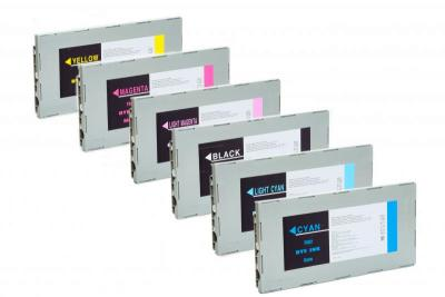 Refillable cartridges for Epson 7600/9600/10600