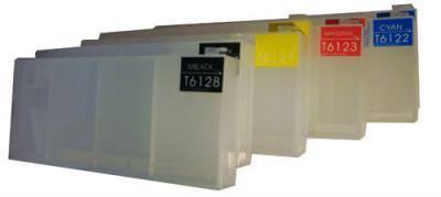 Refillable cartridges for Epson 7450/9450/7400/9400