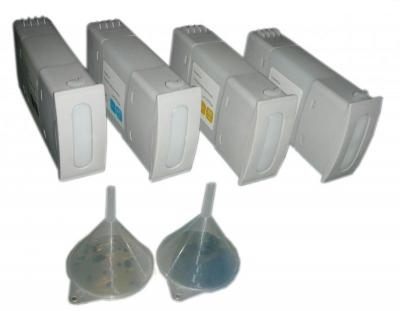 Refillable cartridges for HP 90