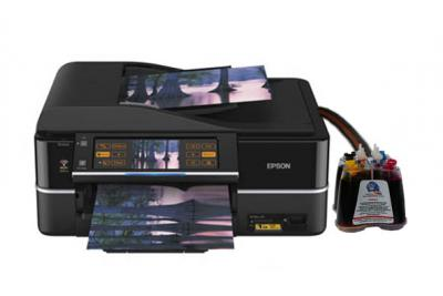 Epson Stylus Photo TX800FW All-in-one InkJet Printer with CISS