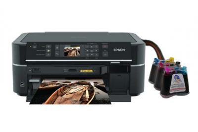 Epson Stylus Photo TX659 All-in-one InkJet Printer with CISS