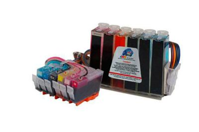 Continuous Ink Supply System (CISS) for Canon MG6180
