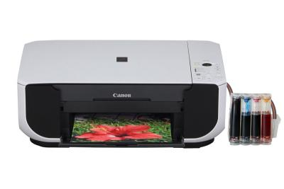 All-in-one Canon PIXMA MP190 with CISS