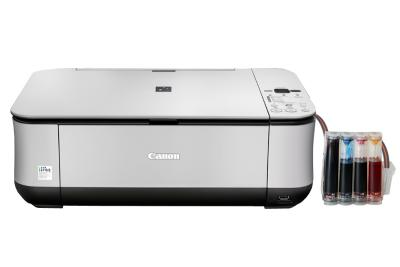 All-in-one Canon PIXMA MP240 with CISS