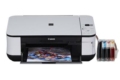 All-in-one Canon PIXMA MP260 with CISS