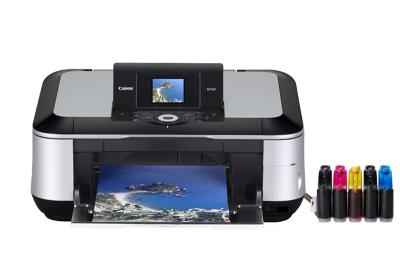 All-in-one Canon PIXMA MP620 with CISS