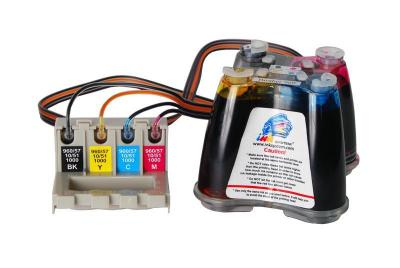 Continuous ink supply system (CISS) for Brother MFC850CDN