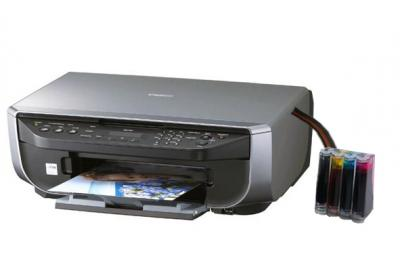 All-in-one Canon PIXMA MX300 with CISS