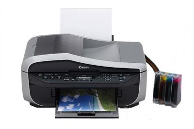 All-in-one Canon PIXMA MX310 with CISS