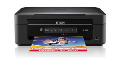 Epson Expression Home XP-200 All-in-one InkJet Printer with CISS