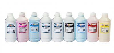 Set of ultrachrome ink INKSYSTEM for Epson R3000 1000 ml (9 colours)