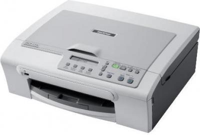 Brother DCP-135c All-in-one with CISS
