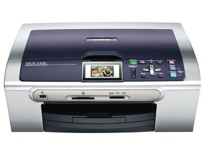 Brother DCP-330c All-in-one with CISS