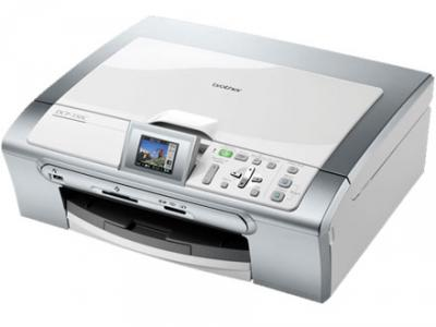 Brother DCP-350c All-in-one with CISS