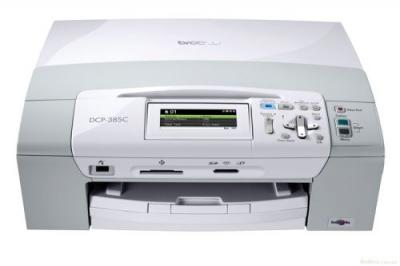 Brother DCP-385C All-in-one with CISS