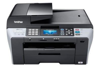 Brother MFC 6490cw All-in-one with CISS