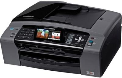 Brother MFC 495cw All-in-one with CISS