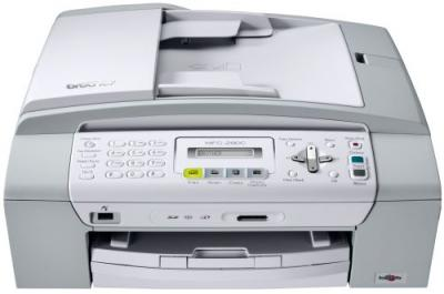 Brother MFC 290c All-in-one with CISS