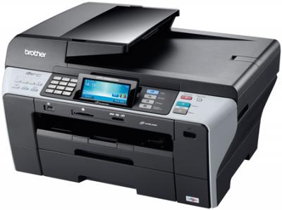 Brother MFC 6890cdw All-in-one with CISS