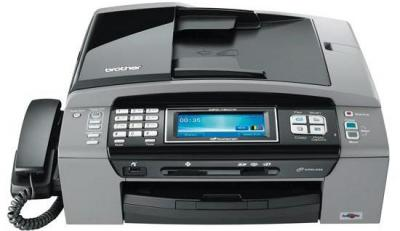 Brother MFC 790cw All-in-one with CISS