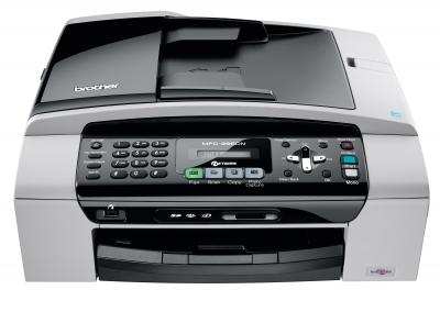 Brother MFC-295cn All-in-one with CISS