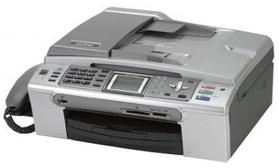 Brother MFC 665cw All-in-one with CISS