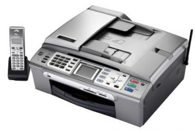 Brother MFC 845cw All-in-one with CISS