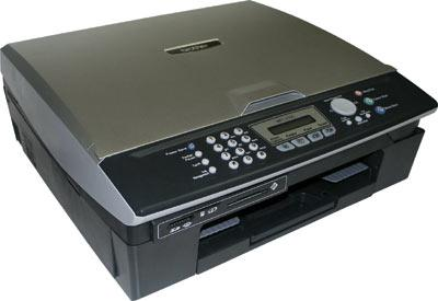 Brother MFC 210c All-in-one with CISS