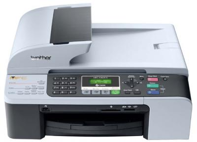 Brother MFC 5460cn All-in-one with CISS