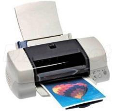 Epson Stylus Photo 870 Inkjet Printer with CISS