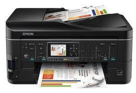 Epson Stylus Office BX635FWD with refillable cartridges
