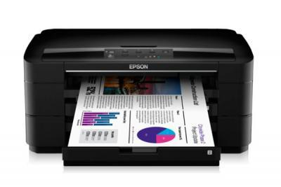 Epson Workforce WF-7015 with refillable cartridges
