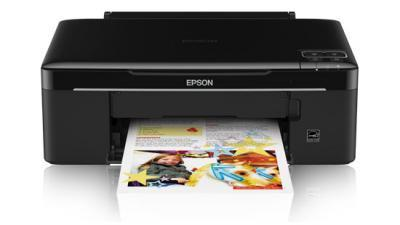 Epson Stylus SX130 with refillable cartridges