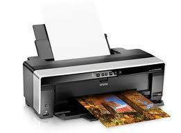 Epson Stylus Photo R2000 with refillable cartridges