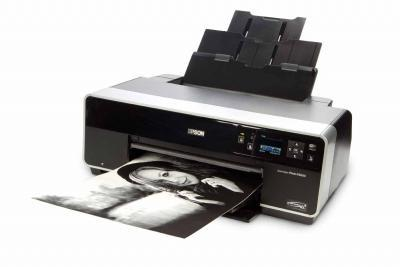 Epson Stylus Photo R3000 with refillable cartridges