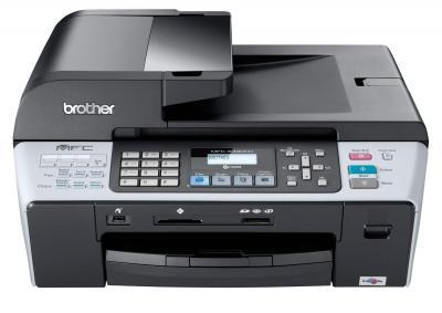 Brother MFC-5490CN All-in-One InkJet Printer with refillable cartridges