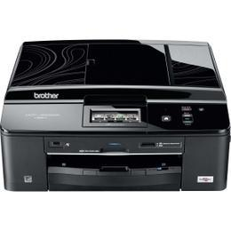 Brother DCP-J925DW All-in-One InkJet Printer with refillable cartridges