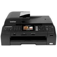 Brother MFC-5895CW All-in-One InkJet Printer with refillable cartridges