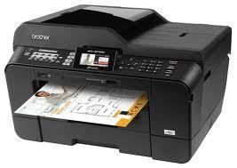 Brother MFC-J6710DW All-in-One InkJet Printer with refillable cartridges